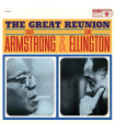 LOUIS ARMSTRONG & DUKE ELLINGTON - THE GREAT REUNION