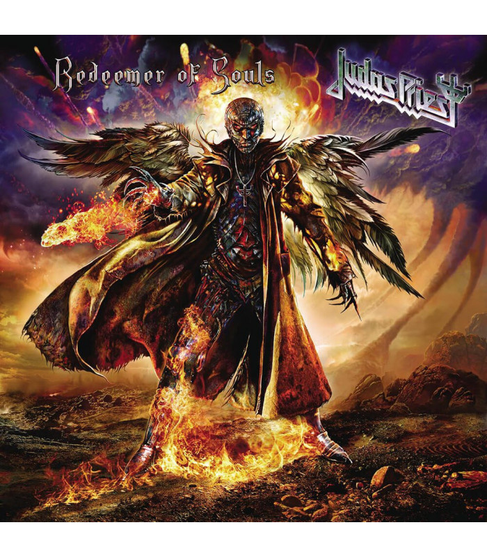 VINILOS - MUSICLIFE | JUDAS PRIEST - REDEEMER OF SOULS