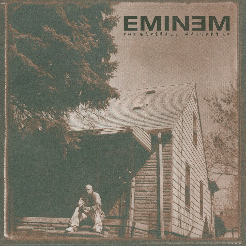 VINILOS | EMINEM - THE MARSHALL MATHERS LP| MUSICLIFE