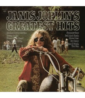 VINILOS - MUSICLIFE | JANIS JOPLIN - JANIS JOPLIN'S GREATEST HITS