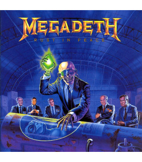 VINILOS - MUSICLIFE | MEGADETH - RUST IN PEACE