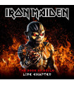 IRON MAIDEN - THE BOOK OF SOULS - LIVE CHAPTER 3LP