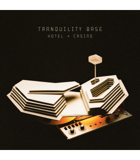 VINILOS - MUSICLIFE | ARCTIC MONKEYS - TRANQUILITY BASE HOTEL + CASINO
