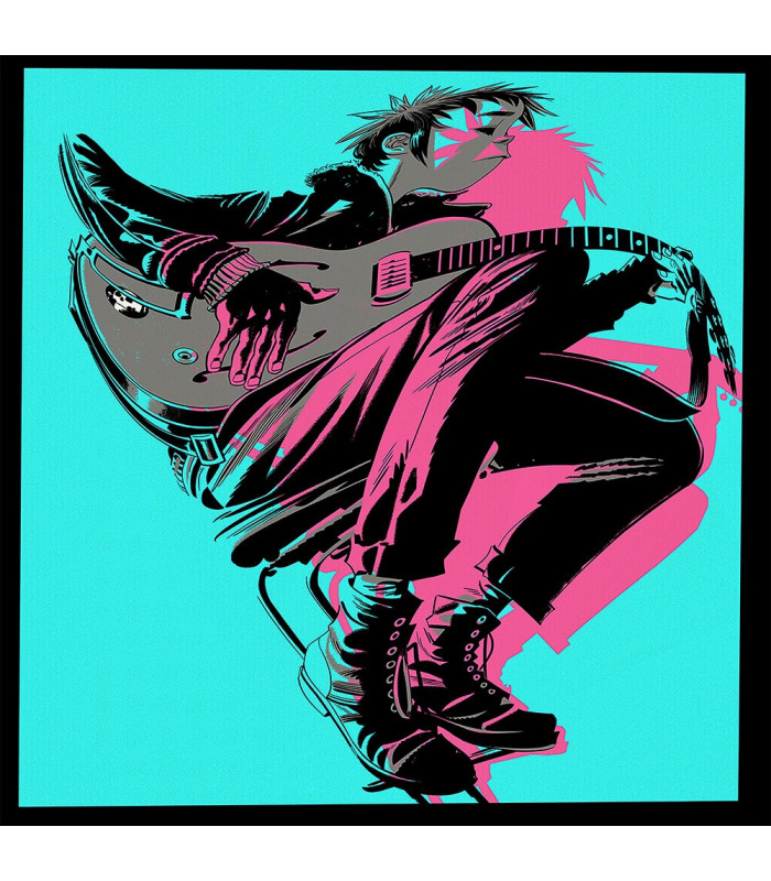 VINILOS - MUSICLIFE | GORILLAZ - THE NOW NOW