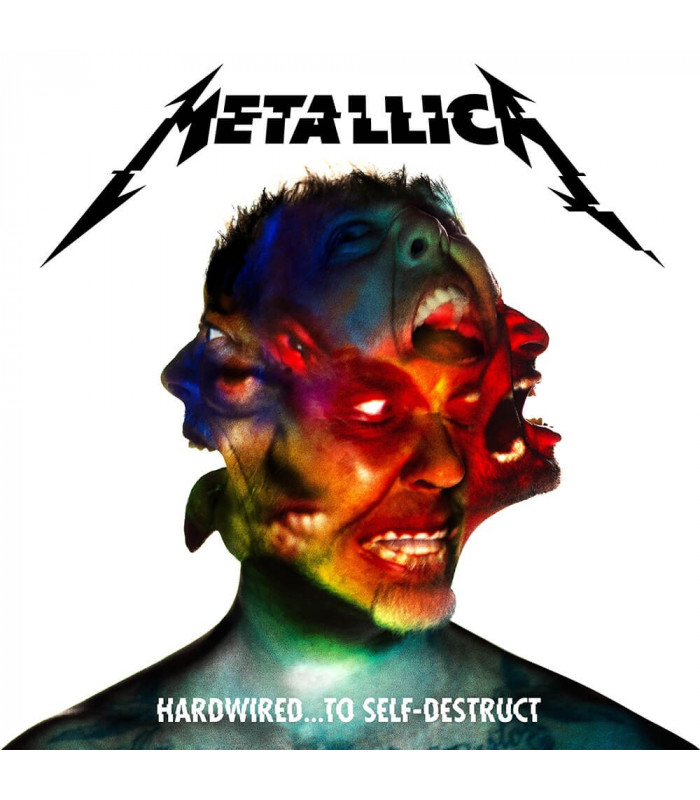VINILOS - MUSICLIFE | METALLICA - HARDWIRED...TO SELF-DESTRUCT