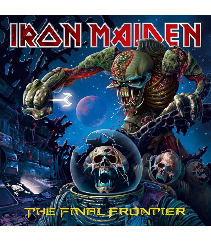 VINILOS - MUSICLIFE | IRON MAIDEN - THE FINAL FRONTIER