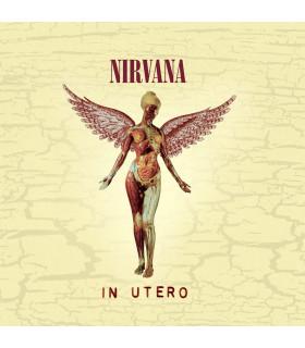 VINILOS - MUSICLIFE   NIRVANA - IN UTERO
