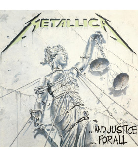 VINILOS - MUSICLIFE | METALLICA - ...AND JUSTICE FOR ALL