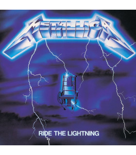 VINILOS - MUSICLIFE | METALLICA - RIDE THE LIGHTNING