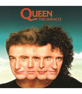 VINILOS - MUSICLIFE | QUEEN - THE MIRACLE