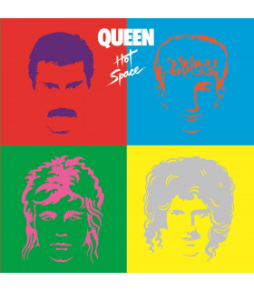 VINILOS - MUSICLIFE | QUEEN ‎– HOT SPACE