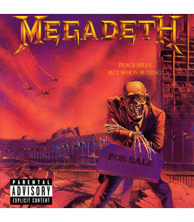 VINILOS - MUSICLIFE | MEGADETH - PEACE SELLS... BUT WHO'S BUYING?