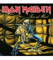 IRON MAIDEN - PIECE OF MIND 1CD