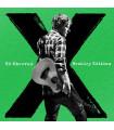 ED SHEERAN - X 1CD + 1DVD