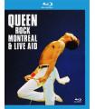 QUEEN - ROCK MONTREAL & LIVE AID