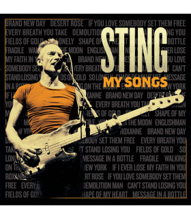 VINILOS - MUSICLIFE | STING - MY SONGS