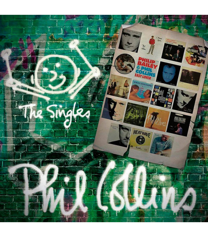 VINILOS - MUSICLIFE | PHIL COLLINS - THE SINGLES