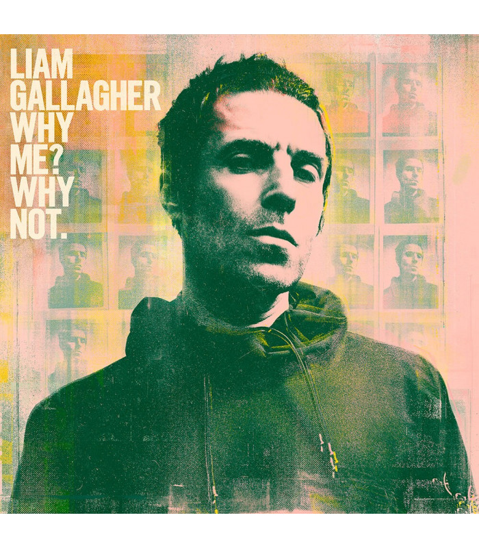 VINILOS - MUSICLIFE | LIAM GALLAGHER - WHY ME? WHY NOT.