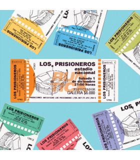 VINILOS - MUSICLIFE | LOS PRISIONEROS - ESTADIO NACIONAL VOLUMEN 1