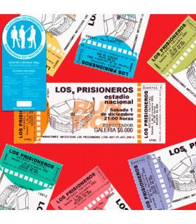 VINILOS - MUSICLIFE | LOS PRISIONEROS - ESTADIO NACIONAL VOLUMEN 2