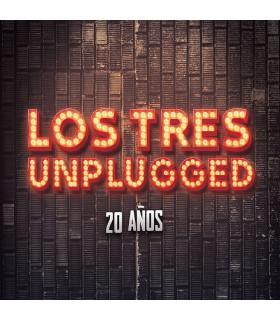 VINILOS - MUSICLIFE | LOS TRES - UNPLUGGED 20 AÑOS