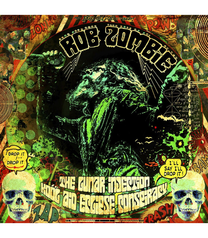 VINILOS - MUSICLIFE | ROB ZOMBIE - THE LUNAR INJECTION KOOL AID ECLIPSE CONSPIRACY