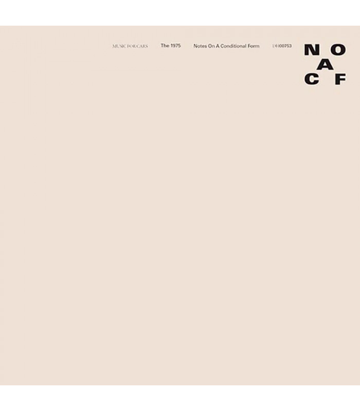 VINILOS - MUSICLIFE | THE 1975 - NOTES ON A CONDITIONAL FORM