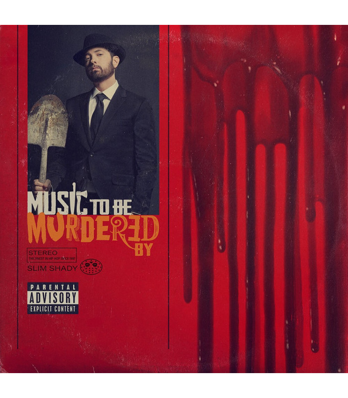 VINILOS - MUSICLIFE | EMINEM - MUSIC TO BE MURDERED BY