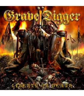 VINILOS - MUSICLIFE | GRAVE DIGGER - LIBERTY OR DEATH