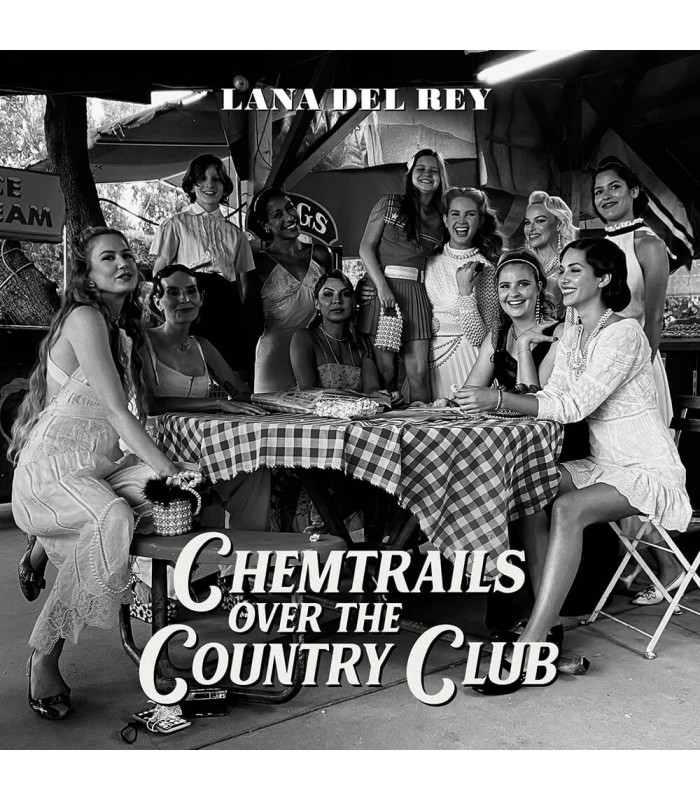 VINILOS - MUSICLIFE   LANA DEL REY - CHEMTRAILS OVER THE COUNTRY CLUB