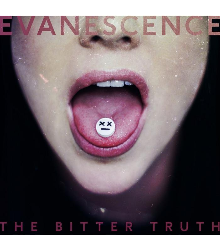 VINILOS - MUSICLIFE   EVANESCENCE - THE BITTER TRUTH