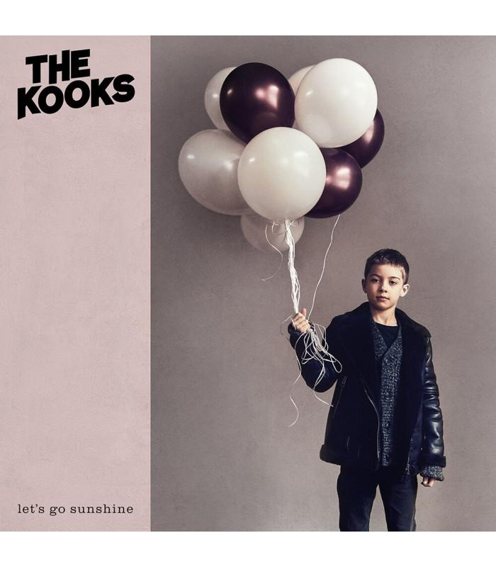 VINILOS - MUSICLIFE   THE KOOKS - LET'S GO SUNSHINE