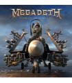 MEGADETH - WARHEADS ON FOREHEADS 3CD