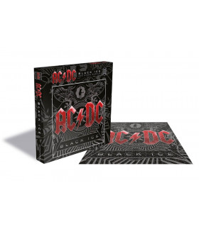 COLECCIONABLES - MUSICLIFE | PUZZLE AC/DC - BLACK ICE