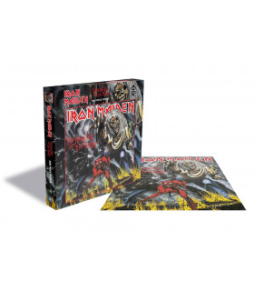 COLECCIONABLES - MUSICLIFE | PUZZLE IRON MAIDEN - THE NUMBER OF THE BEAST