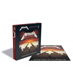 COLECCIONABLES - MUSICLIFE | PUZZLE METALLICA - MASTER OF PUPPETS