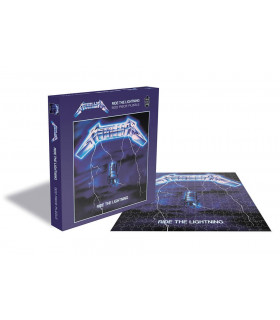 COLECCIONABLES - MUSICLIFE | PUZZLE METALLICA - RIDE THE LIGHTNING