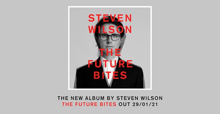 Steven Wilson – The Future Bites