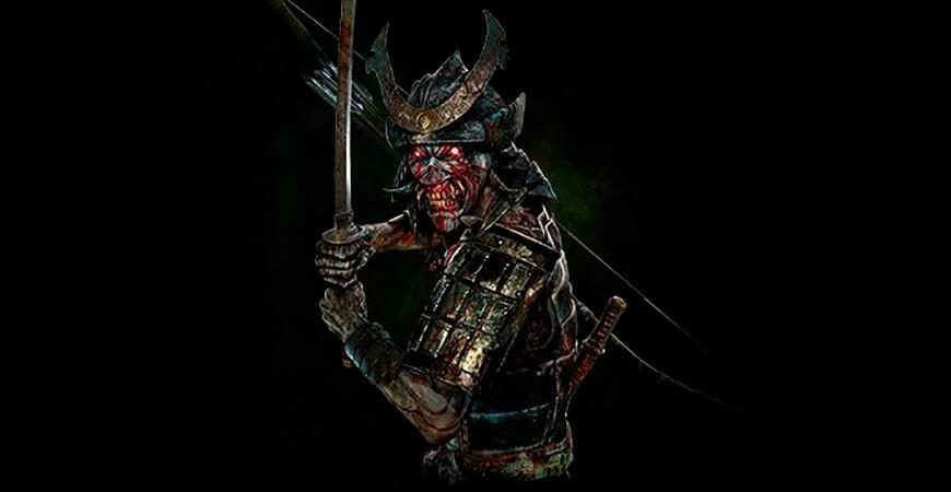 Senjutsu – Iron Maiden